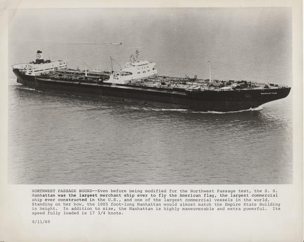 Largest Cargo Ship >> manhattan